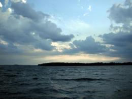 Lake Huron Afternoon  Credit: Eugene Braig